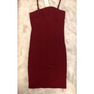 Red Tank Dress